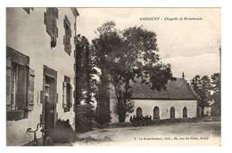 Guisseny - Chapelle De Brendaouès - France