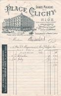 06000 Nice  Grand Magasins De La  PLACE CLICHY Pour Maubert à Monte Carlo1905 - 1900 – 1949