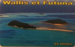 WALLIS-et-FUTUNA - Vue Aérienne Ilôts Du Centre - Wallis Und Futuna