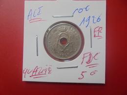 ALbert 1er. 10 Centimes 1926 FR QUALITE FDC AVEC SON VELOURS DE FRAPPE ! (A.4) - 1909-1934: Albert I