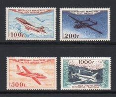 Poste Aérienne N° 30 à 33 Neufs * - Posta Aerea