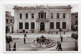 Brindisi - Palazzo Delle Poste E Fontana De Torres. - Brindisi