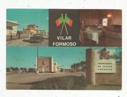 Cp , PORTUGAL , VILAR FORMOSO , Frontiera,multi Vues , Voyagée 1971 - Guarda