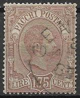 Italia - Italy 1884 - 1878-00 Umberto I