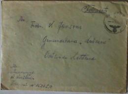 1942 LATVIJA Feldpost - Latvia