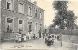 HERLEVILLE : L'ECOLE - Andere Gemeenten