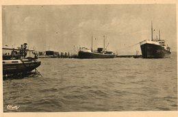 Berre-l Etang   Port De La Pointe   Arrivee Des Petroliers - Altri Comuni