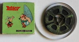 Ancien Film Super 8 Astérix Le Gaulois Dargaud 1970 Film Office Noir Et Blanc - Autres Collections