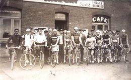 WELKENRAEDT -  Groupe De Cyclistes - Champina Des Rapiedes - Café  -  Salle Eldorado ( 253 ) - Welkenraedt