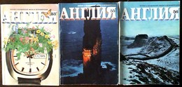 1975 3 Magazines ENGLEND - Livres, BD, Revues