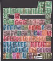 Lot 1902/33 Deutsche Reich– Used(O)  125 Stamps - Sammlungen (ohne Album)