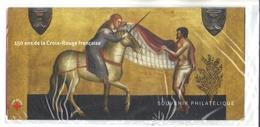 Bloc Souvenir Neuf 150 Ans De La Croix Rouge 2 Feuillets (147, 146, 422, 1509) (459, 1736, 2555, 1188, 460) BS 95 Et 95A - Foglietti Commemorativi