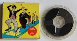 Ancien Film 8mm 60m Buster Et Son Explosif Hefa Films - Autres Collections