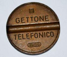 01 - GETTONE TELEFONICO - I.P.M. - 7209 - Firma's