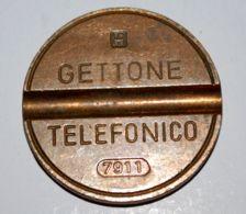 19 - GETTONE TELEFONICO - I.P.M. - 7911 - Professionali/Di Società