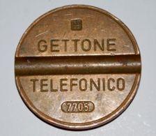 13 - GETTONE TELEFONICO - I.P.M. - 7705 - Firma's