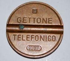14 - GETTONE TELEFONICO - I.P.M. - 7707 - Professionali/Di Società