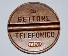37 - GETTONE TELEFONICO - C.M.M. - 7709 - Professionali/Di Società