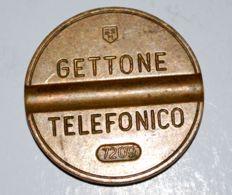 49 - GETTONE TELEFONICO - E.S.M. - 7209 - Firma's