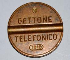50 - GETTONE TELEFONICO - E.S.M. - 7210 - Professionali/Di Società