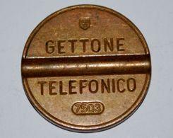56 - GETTONE TELEFONICO - E.S.M. - 7503 - Professionali/Di Società