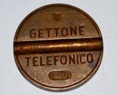 64 - GETTONE TELEFONICO - E.S.M. - 7710 - Professionali/Di Società