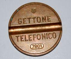 65 - GETTONE TELEFONICO - E.S.M. - 7801 - Professionali/Di Società