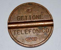 68 - GETTONE TELEFONICO - U.T. - 7605 - Professionali/Di Società