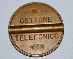70 - GETTONE TELEFONICO - U.T. - 7707 - Professionali/Di Società