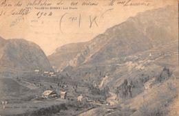 VALLEE DU BORNE LES EVAUX  17-0787 - Rhône-Alpes