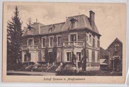 SISSONNE (02 Aisne) - Schloss Carenne Château - Sissonne