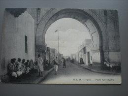 TUNIS - PORTE BAB KHADRA - Túnez
