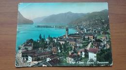 Lago D'Iseo - Lovere , Panorama - Bergamo