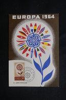 CHYPRE - Carte FDC En 1964 - Europa - L 49944 - Cartas