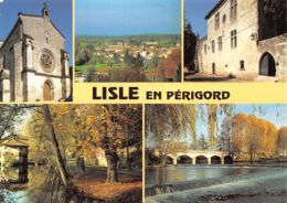 24-LISLE-N° 4453-B/0091 - France