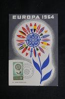 CHYPRE - Carte FDC En 1964 - Europa - L 49945 - Cartas