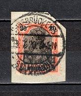 SARRE N° 39    OBLITERE COTE 0.70€   GERMANIA  SAARGEBIET - Oblitérés