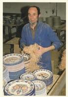 Très Rare Tirage Limité à 300 Exemplaires Lot De 20 CPM Les Faïenceries De Quimper HB-Henriot  En 1989 - Quimper
