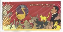 Bloc Souvenir Neuf Benjamin Rabier 1864-1939  (4866, 4867) BS 94 - Foglietti Commemorativi