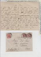 Militari Carabinieri Reali 1927 Lettera + Busta Carabiniere Caserma Roma Legione Albieri - Documenti Storici