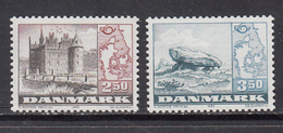Denmark MNH Michel Nr 772/73 From 1983 / Catw 2.00 EUR - Danimarca