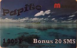 WALLIS-et-FUTUNA - Magnétique Papito Manuia - Wallis En Futuna