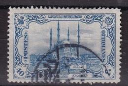 Turkey 1913, Minr 228 Vfu. Cv 3 Euro - Oblitérés