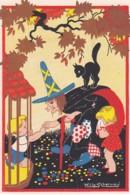 2561     18           Willy Schermelé, Hans En Grietje-1947 (kanten Zijn Afgeknipt) - Other Illustrators