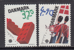 Denmark MNH Michel Nr 950/51 From 1989 / Catw 3.50 EUR - Ongebruikt