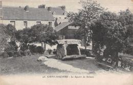 SAINT NAZAIRE LE SQUARE DU DOLMEN 18-0018 - Saint Nazaire