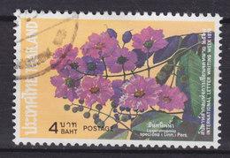 Thailand 1974  Mi. 726 A    4 B Internationale Briefwoche Flower Blume - Thailand