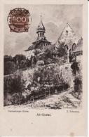 260232Alt Goslar, Frankenberger Kirche (J. Schwarze 1919) - Goslar
