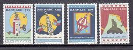 Denmark MNH Michel Nr 1116/19 From 1996 / Catw 10.00 EUR - Ongebruikt