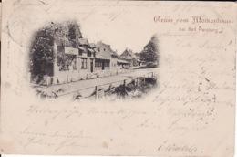 2602101Molkenhause, Gruss Vom 1898 - Bad Harzburg